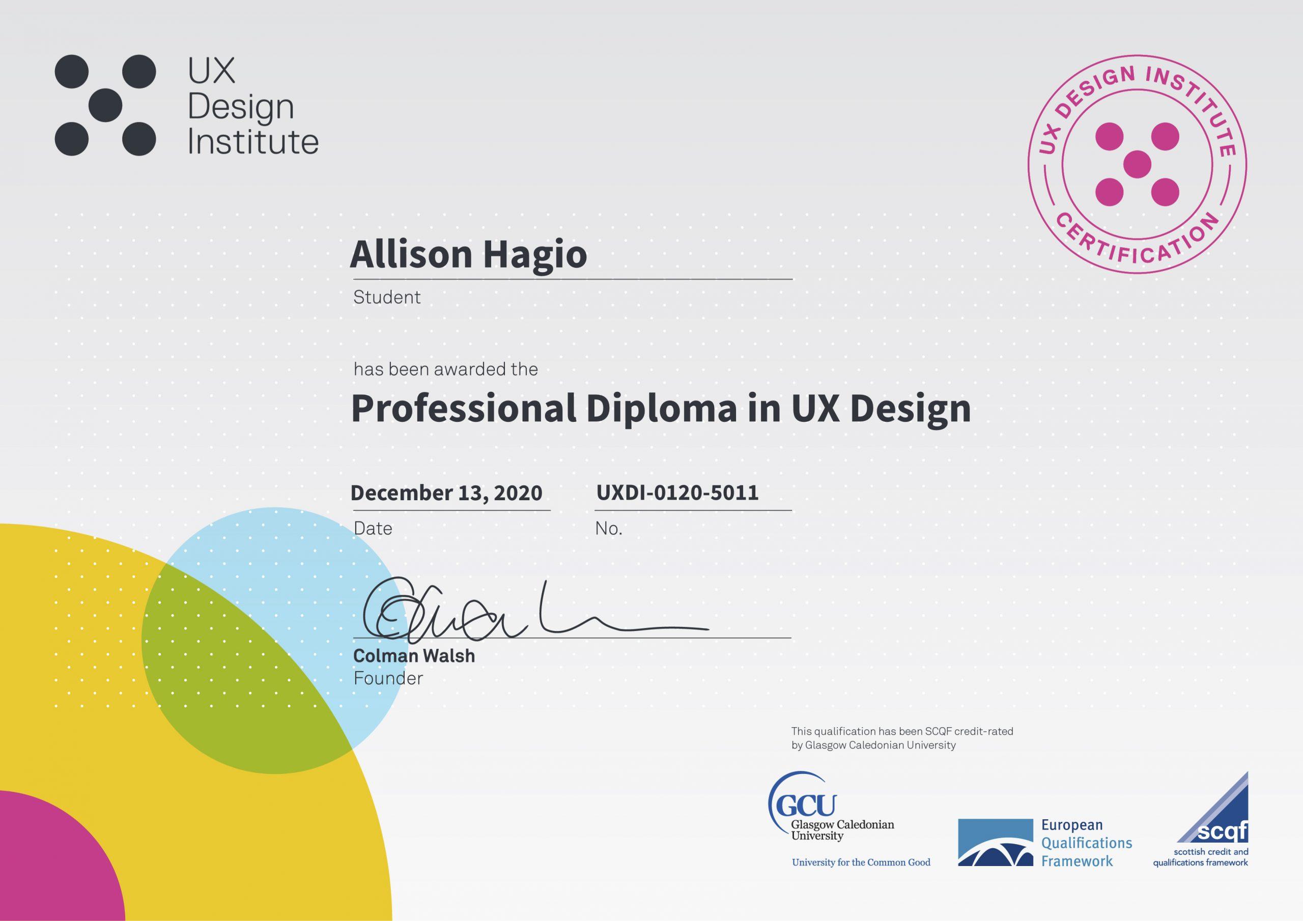 CertificateUXDI_12132020